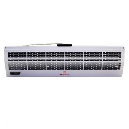 LARGE OVER DOOR WARM AIR CURTAIN ELECTRIC FAN WALL HEATER REMOTE CONTROL